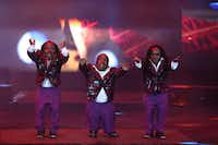 Lil' City Temptations  is a part of UniverSoul Circus, which runs  runs Aug. 7-11 at Southwest Center Mall.