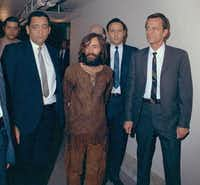 Charles Manson, mastermind of a murderous rampage in 1969 in Los Angeles, declined the author's request for an interview.
