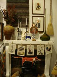 On South Fourth Street , Craft(s) sells colorful handcrafted home decor.(Robin Soslow - Robin Soslow)