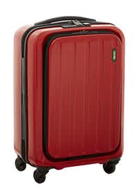 Rugged but lightweight, the 20-inch Lucid wheeled luggage will allow Dad to maneuver quickly through airports on his next business trip. Made of polycarbonate, the suitcase has a TSA-approved lock, interior mesh pockets and a front compartment that accommodates a 15-inch laptop. $179 at The Container Store and containerstore.com.The Container Store  - The Container Store