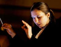 Lidiya Yankovskaya will be among participants in the 2015 Dallas Opera Institute for Women Conductors