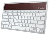 Logitech K760 bluetooth keyboard for Macintosh