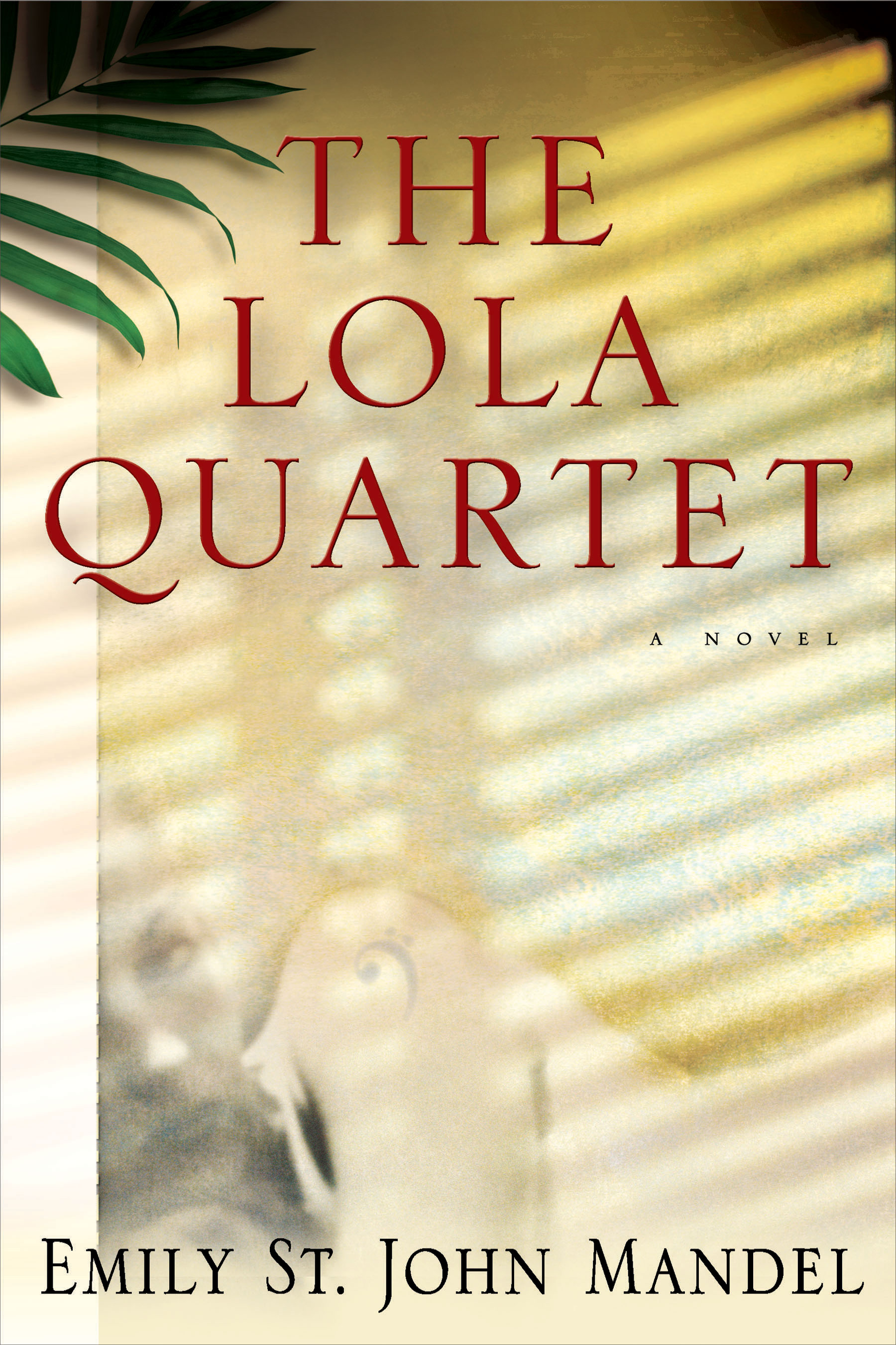 Book Review: 'the Lola Quartet,' By Emily St John Mandel  Books  Dallas  News
