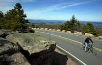 The natural beauty of Acadia National Park in Maine is accessible by land and by sea.( 2013 File Photo  -  The Associated Press )