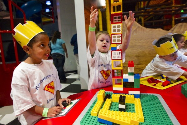 Legoland Discovery Center unveiled at Grapevine Mills mall ...