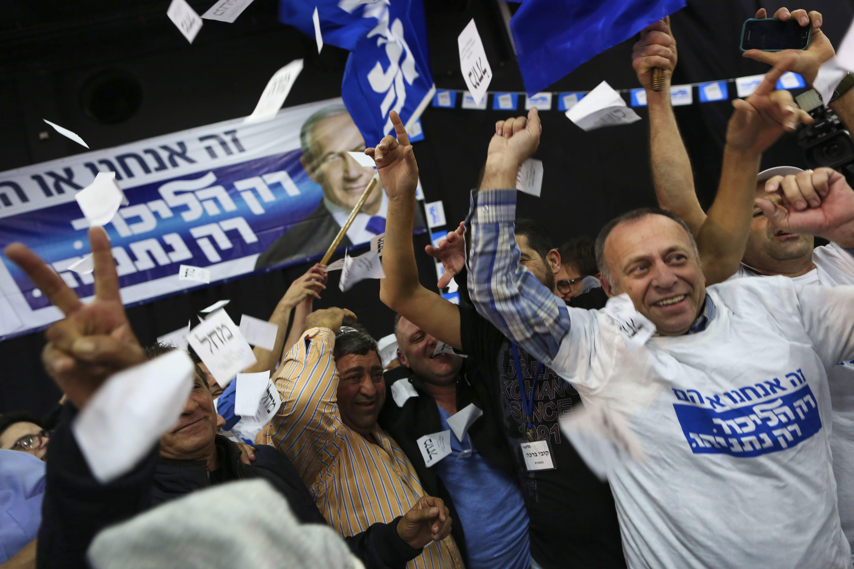 israel election - HD5760×3840