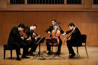 The Miró Quartet will perform Oct. 19 at the Modern Art Museum of Fort Worth.