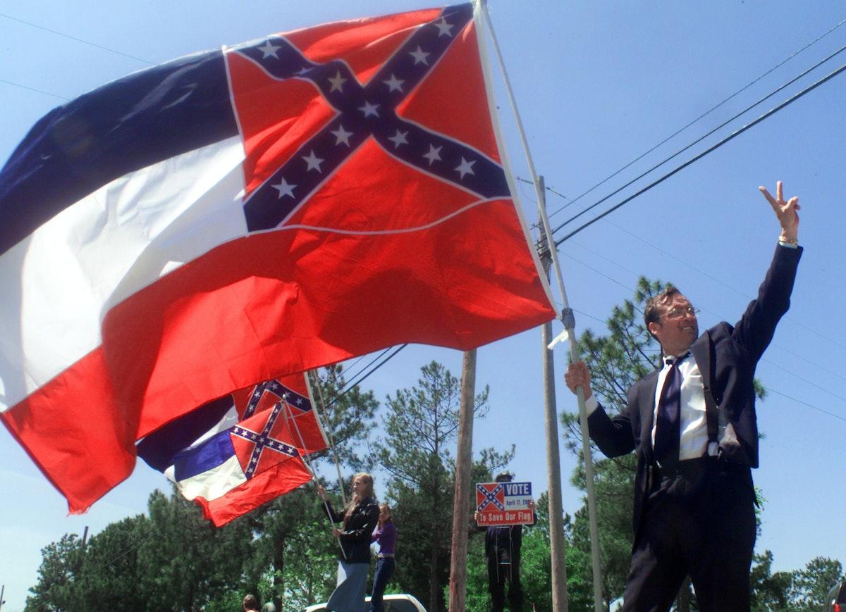 Wal-Mart pulls Confederate flag items; Mississippi ...