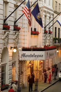 The Hotel Monteleone in New Orleans is celebrating its 125th anniversary.
