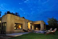 Sabi Sabi Private Game Reserve is home to four air-conditioned luxury lodges.