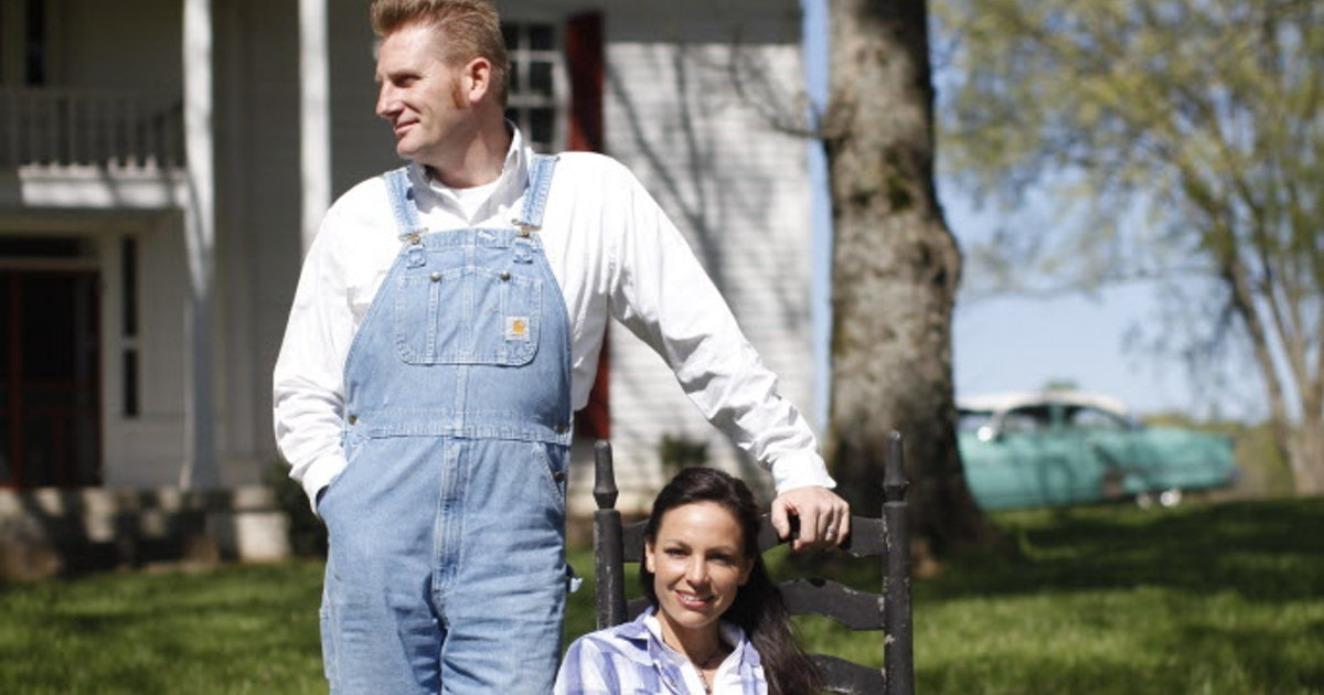 Joey Feek, of country duo Joey + Rory, dies of cancer at 40   News ...