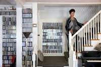 """Bettye LaVette, a singer, at her home in West Orange, N.J., Sept. 20, 2012. In September LaVette released her fourth album, """"Thankful n' Thoughtful,"""" along with her autobiography, """"A Woman Like Me."""""""