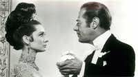 From Warner Bros. 1964 movie, My Fair Lady, with Audrey Hepburn and Rex Harrison.