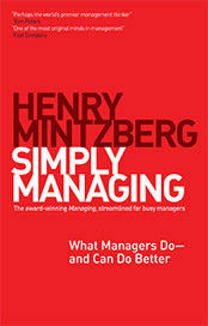 toyota mintzberg You can apply mintzberg's 10 management roles model by using it as a frame of reference when you want to develop your management skills work on the roles that you fulfill most often as a priority, but remember that you won't necessarily fulfill every role as part of your job.