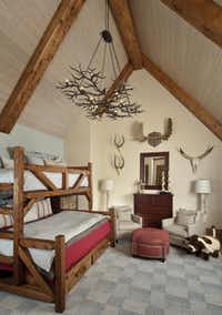 One of nine bedroom suites.(Sean Gallagher)