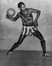 The greatest of all time (Courtesy Harlem Globetrotters International, Inc.)
