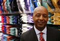 Marvin Ellison became J.C. Penney CEO on Aug. 1, 2015. (DMN Staff Photo by Vernon Bryant)