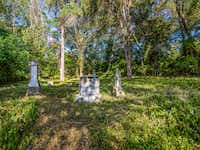 McAdam's Cemetery in Oak Cliff (Photo by Michael Cagle)