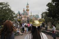 A measles outbreak last year was traced to Disneyland in Anaheim, Calif.( File 2015/The Associated Press  - AP)