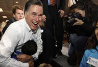 Mitt Romney aims to look like the inevitable nominee and perhaps wrap up victory early.