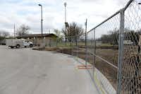 Next door to the city of Murphy's existing animal shelter, work has begun on the new facility.(Rose Baca - neighborsgo staff photographer)