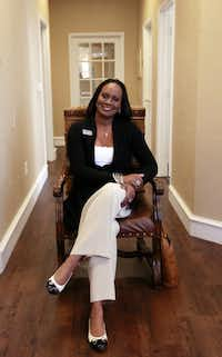 According to the 2010 Census, the African-American population in Collin County grew by 178 percent from 2000. LaValle Clark is a realtor in Collin County and has noticed the large increase because she sells homes to many of them.