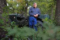 Vietnam veteran Robert Ramirez owns a 1953 Willys Jeep that was used during the Korean war.