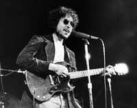 Bob Dylan's influence has been international and multigenerational. (1972 File Photo/The Associated Press)