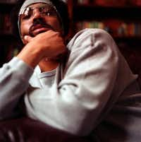 The D.O.C. in 2002, when he was living in the South Side of Lamar (Damon Winter/File photo)