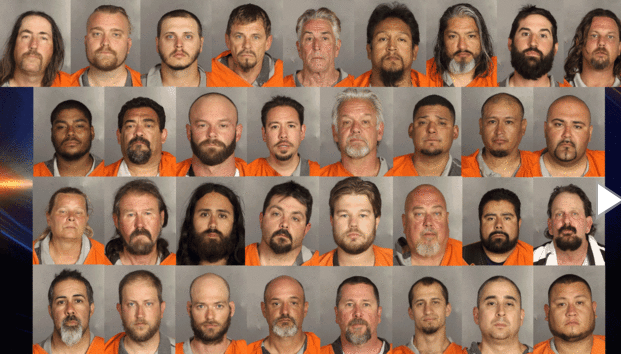 Report: Police found 318 weapons at Waco biker gang shooting