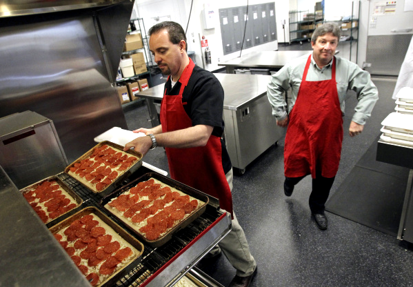 Pizza Hut Kitchen pizza hut hopes new headquarters in plano will help bolster