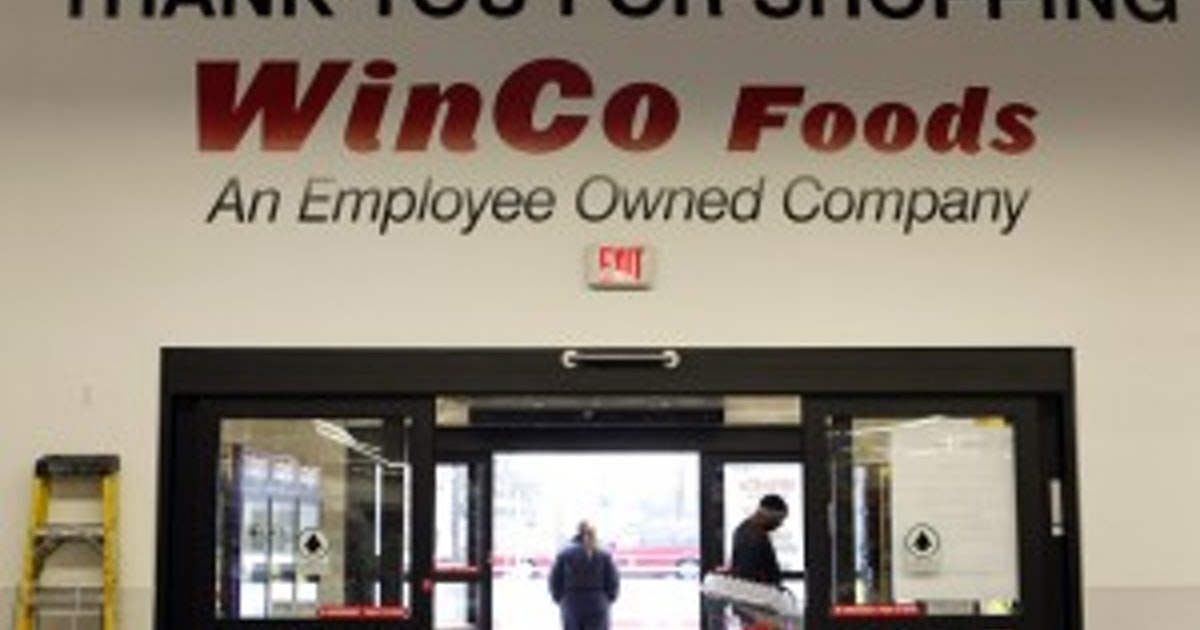 Winco Locations California Map.Winco Foods Adding Stores In Arlington Denton And Huge D Fw