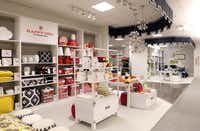 Happy Chic by Jonathan Adler, seen at the J.C. Penney store at Stonebriar Centre in Frisco,  is one of the newly designed home departments then-CEO Ron Johnson said were critical to stabilizing the company.