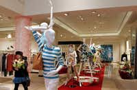 Luxury retailer Neiman Marcus got new owners in 2013.