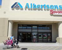 Albertsons may come back stronger in North Texas after losing market share since 2003.( David Woo  -  Staff Photographer )