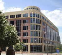 The Two Addison Circle office building was purchased in 2010 by Toronto-based investor Brookfield Asset Management and is now for sale.