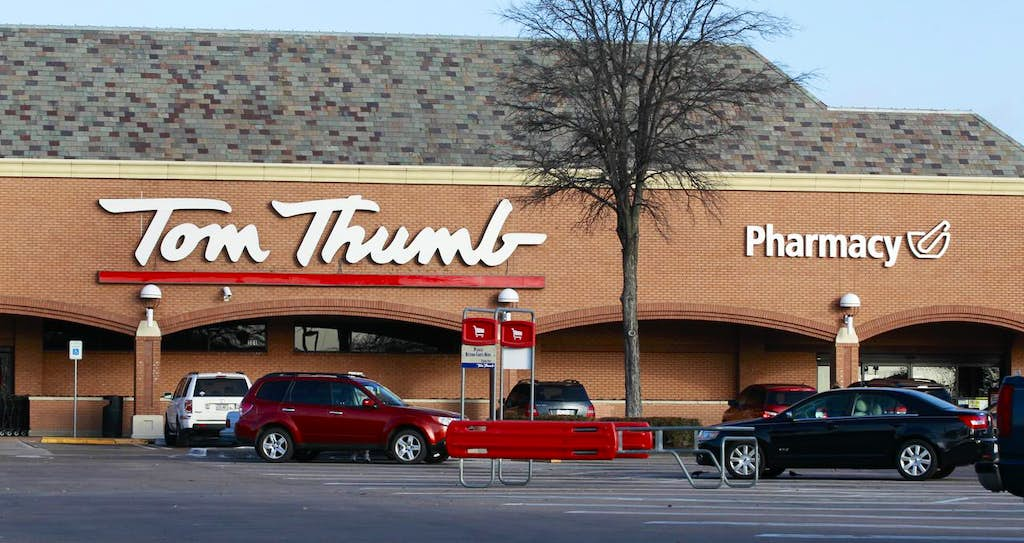 Albertsons Merges With Safeway Putting Tom Thumb Market Street All