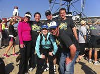 Strasburger & Price LLP employees participated in 2010 and 2012 in a relay adventure in Oregon called Hood to Coast.