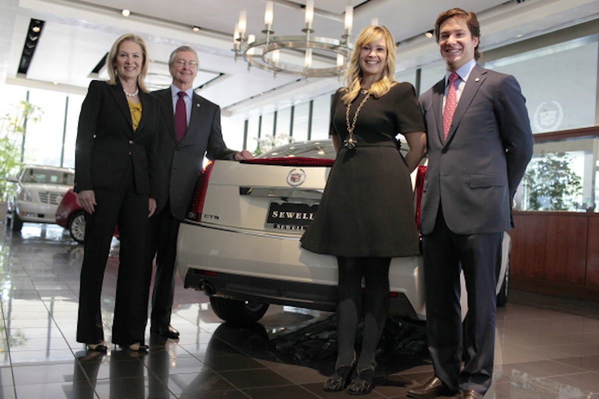 Dallas Sewell Automotive Savors A Century Of Wheels And Deals