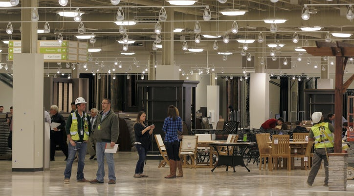 An Early Peek At Nebraska Furniture Mart Dallas News