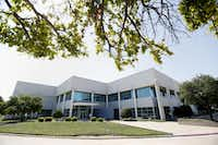 Online hockey equipment retailer MonkeySports bought a former semiconductor firm building for the head offices and distribution center it's moving to Allen. The California company said it was looking for a better business climate.( Andy Jacobsohn  -  Staff Photographer )