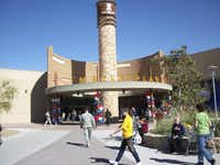 AAFES has spent $235 million on upgrades in Texas since 2008, including $120 million at Fort Bliss. The Freedom Crossing shopping center that opened at Fort Bliss in 2010 is 450,000 square feet.