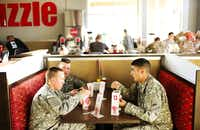 AAFES has upgraded its retail and restaurant facilities at Fort Bliss near El Paso, where the active duty population has tripled in the last couple of years.