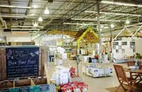 TreeHouse offers a wide variety of home improvement goods that are focused on creating a more sustainable environment. (Thao Nguyen/Special Contributor)