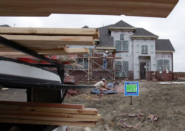 Some Dallas Fort Worth Homebuilders Thriving In Dire Market | Business |  Dallas News