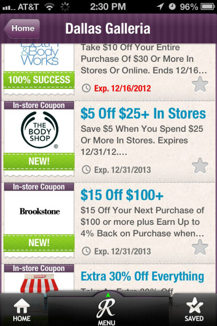 RetailMeNot takes lead in online coupons