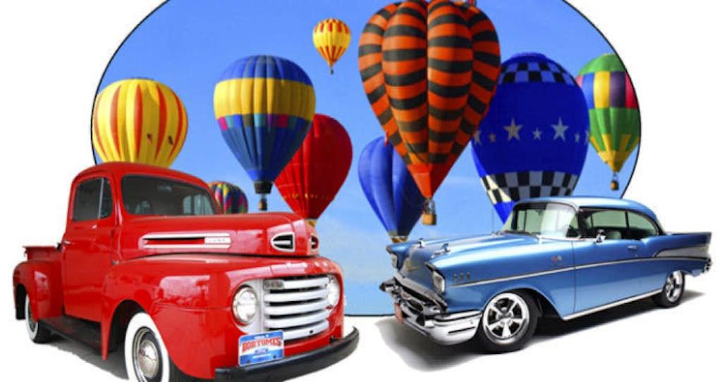 Plano Balloon Festival Will Include A Car Show And Cruise Autos - Plano car show