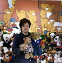Build-A-Bear Workshop founder Maxine Clark proved it isn't the teddy bear, it's what you do with it.