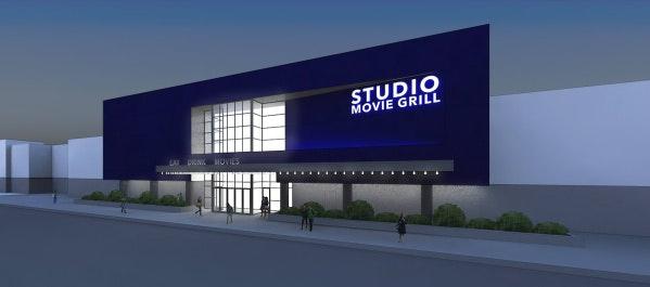 Studio Movie Grill To Bring New Menu, Architecture To Dallas | Business |  Dallas News