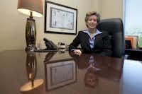 Dallas financial adviser Erin Botsford